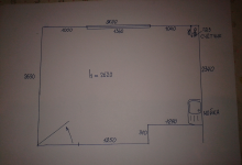 Помогите спланировать кухню!!!