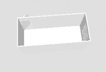 Помогите правильно расставить мебель в узкой комнате