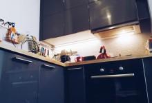 Пост 4. Кухня. Трешка в брежневке для 2 взрослых и троих малышей. Серия П-49