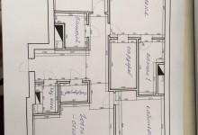 Предложение по расстановке мебели в новой квартире