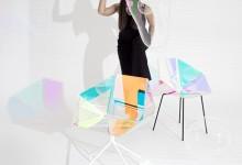 Радужный стул