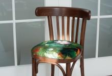 Пост про бабушкины стулья, или как я обновила гостиную