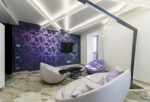 Проект квартиры в современном стиле