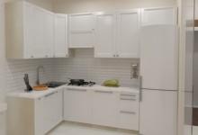 Проект нашей крохотной кухни 1,55*2,7