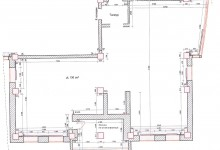 Прошу помощи в планировке квартиры 130 м2