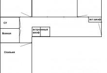 Прошу совета в перепланировки трешки в панельной девятиэтажке