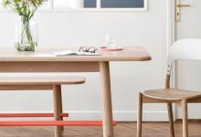 В духе кантри: раздвижной стол со скамьей