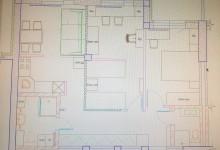 Размещение мебели и зонирование помещений