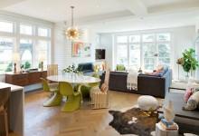 Разноцветная Скандинавия: не только белый