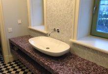 Разные ванные комнаты и столешницы. (Часть 2)