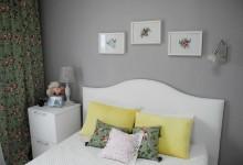 Ремонт для мамы: спальня и лоджия