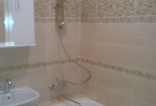 Ремонт ванной комнаты в хрущевке.