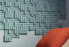 Трехмерная плитка: цвет и геометрия