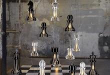 Светильники или шахматные фигуры?