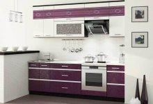 С мечтами о фиолетовой кухне, а может и не фиолетовой, а может и совершенно не фиолетовой кухне