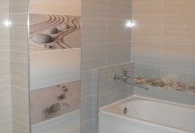Квартира 50 кв.м. Ванная