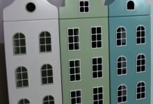 Шкафы-домики в детскую