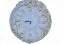 Скульптурная живопись, часы и картины