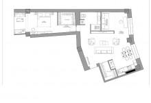 Сложная геометрия квартиры. Помощь в планировке.