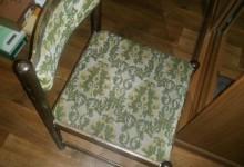 Старый-новый стул