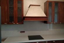 Столешница на новую кухню из старого дуба