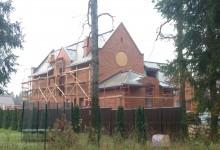 Строительство загородного дома. Этапы стройки дома.Введение .