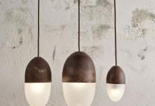 Светильник: светодиодные технологии и природные мотивы