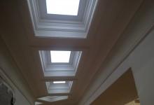 Светопрозрачные потолки и особенности их установки