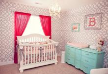 Такие разные Детские комнаты