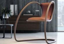 Кресло одной линией