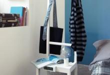 Только не на спинку стула! Альтернативные способы хранения одежды