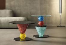 Цветное стекло: функциональный декор