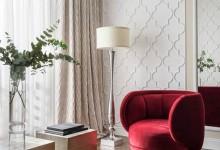 Трехкомнатная квартира в ЖК Крестовский de luxe - 129 м²