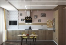 Три кухни для одной хозяйки