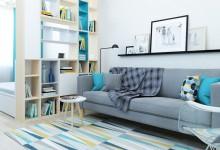 Недорогой интерьер типовой квартиры