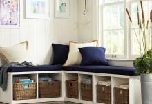 Угловая мебель: разумная экономия свободного пространства