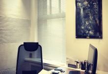 Уютный офис успешного бизнесмена