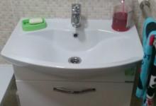 "Ванная комната - ""на что хватило"""