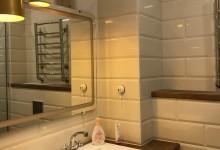 Ванная комната. На завершающей стадии ремонта