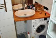 Ванная комната...без ванны)) Своими руками, без опыта