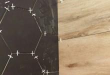 внутренний угол плитки - как исправить косяки?