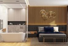 Водный - дизайн квартиры