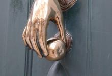 Восприятие двери