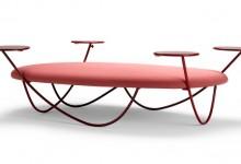 Воздушные дюны — диван, настраивающий на общение