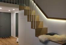 Возводим лестницу в квартире. Типичная ошибка. Как ее избежать и сэкономить.