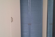 Встроенные шкафчики