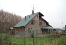 Индивидуальный дом  для семьи из 6 человек и большой собаки