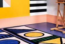 Яркие абстрактные мотивы