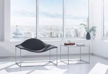 Кресло-волна: отдых в невесомости