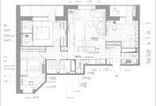 Перепланировка квартиры для семьи в Санкт-Петербурге